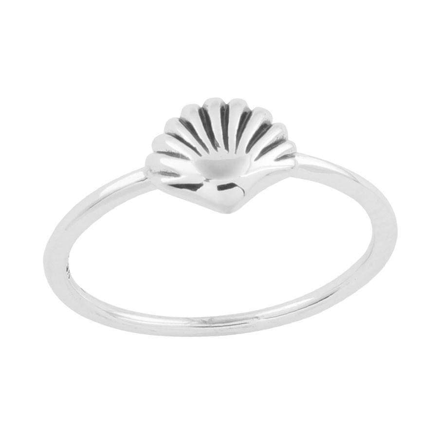 Midsummer Star Ring Seashell Ring