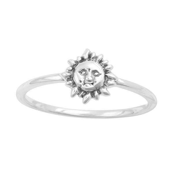 Midsummer Star Ring Shining Sun Ring