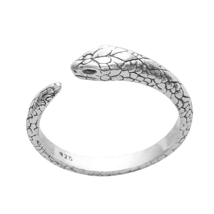 Midsumme Ring Snake Ring