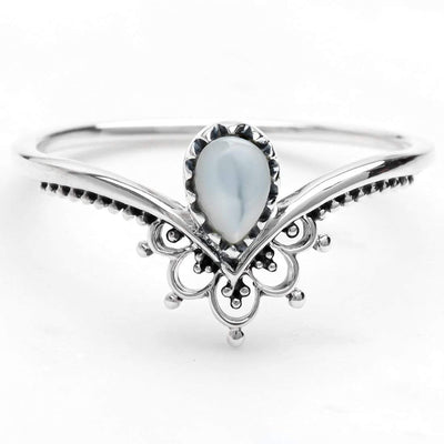 Midsummer Star Ring Sublime Pearl Ring Set