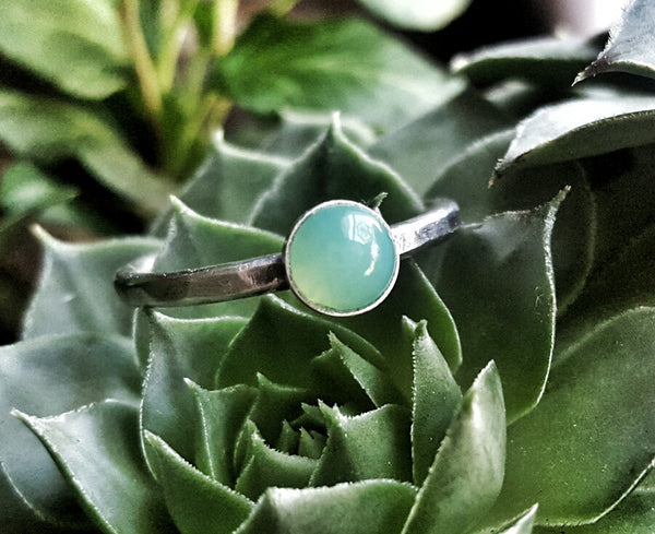 Simple Things - Chrysoprase