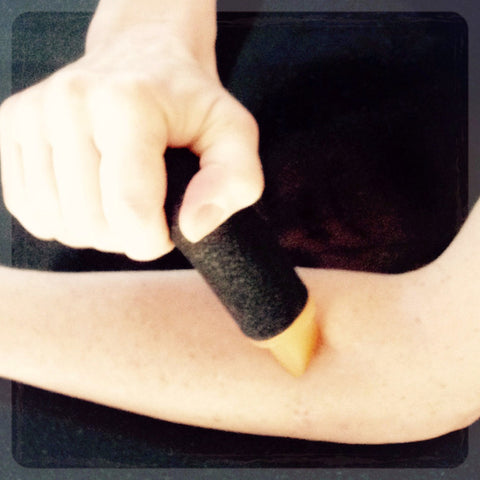 THERAWHEEL TpX- Tennis elbow relief & recovery