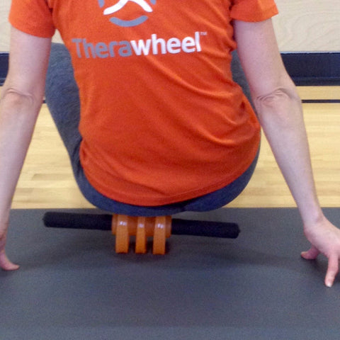 THERAWHEEL PRO- Ultimate sports performance recovery roller