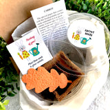 Carrot Seed Starting  Kit with Plantable Paper and Pot