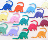 Recycled Ideas Favors seed paper brontosaurus dinosaur