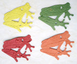 plantable paper frogs tree frog seed paper