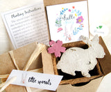 seed planting Mother's Day gift box plantable paper