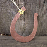 Recycled Ideas Favors plantable seed paper horseshoes