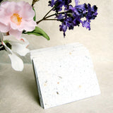 24 Seed Paper Place Cards - Plantable Wedding Seating Cards with Flower Seeds