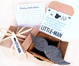 Little Man seed paper box