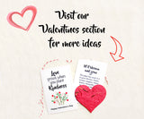Recycled Ideas Favors Valentines