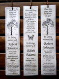 custom printed seed paper bookmarks plantable paper