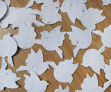 Recycled Ideas Favors plantable paper doves