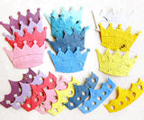 Recycled Ideas Favors plantable seed paper crowns and tiaras