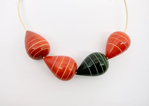 Drops of Jupiter Necklace (available in 3 different colours)