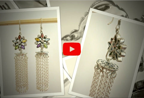 Detachable Jhumkas launch video- click to view!