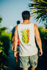 Pocketed Starfish Pineapple Tank