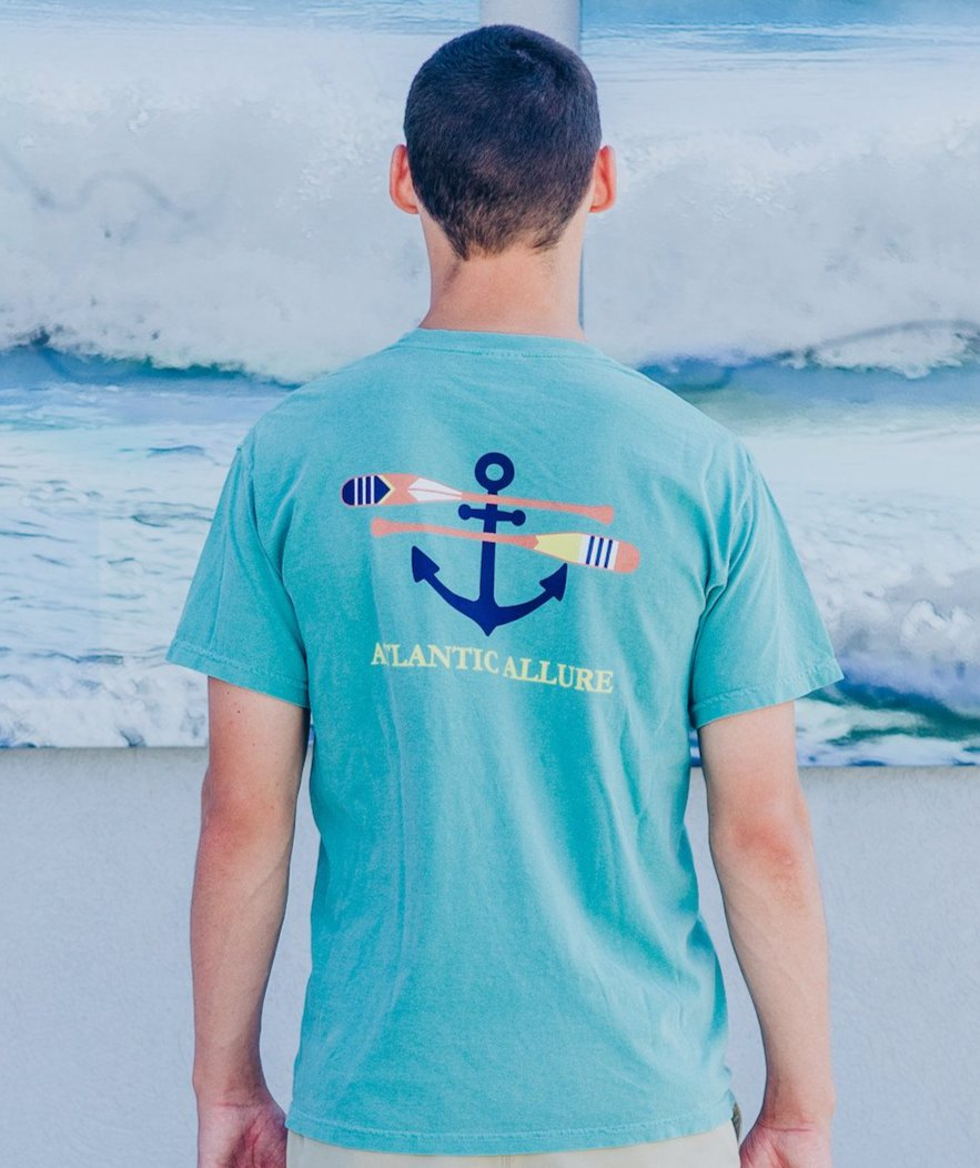 Pocketed Original Oars Short-Sleeve