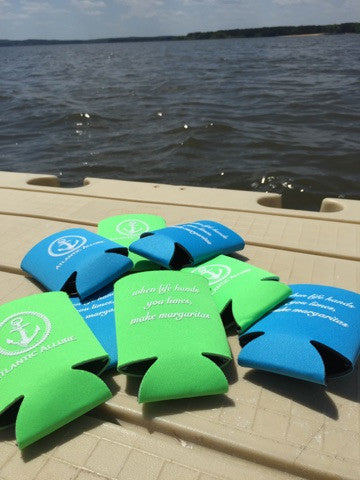 atlantic allure koozies
