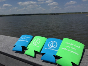 Anchor koozies
