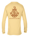 Pocketed, long-sleeve, skippers wheel