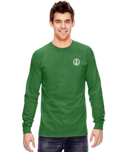 Lucky Leprechaun Long-Sleeve