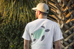 Pocketed Turtle Short-Sleeve