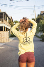 Yellow Long-Sleeve Anchor classic