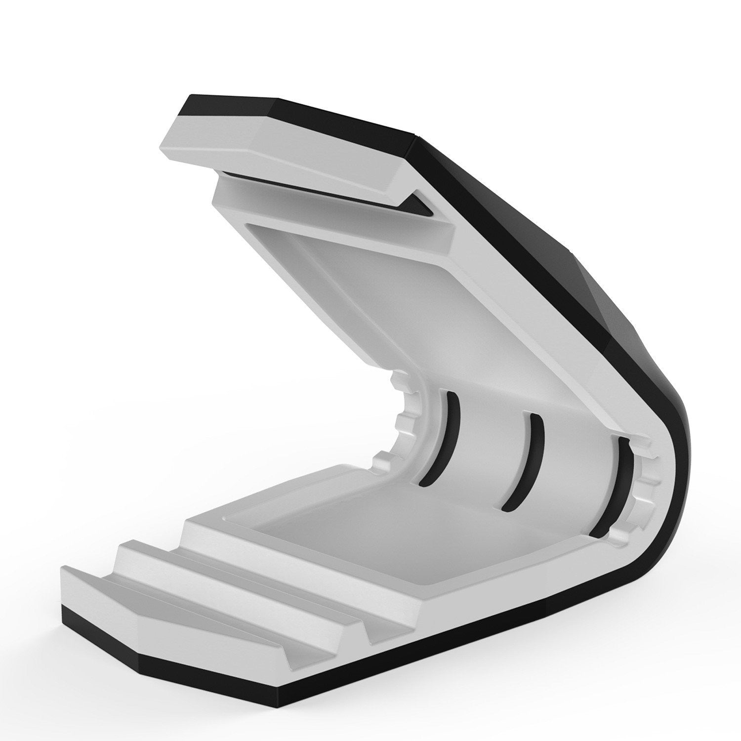 Viper Car Phone Holder White, Universal Dashboard Mount for all Smartphones