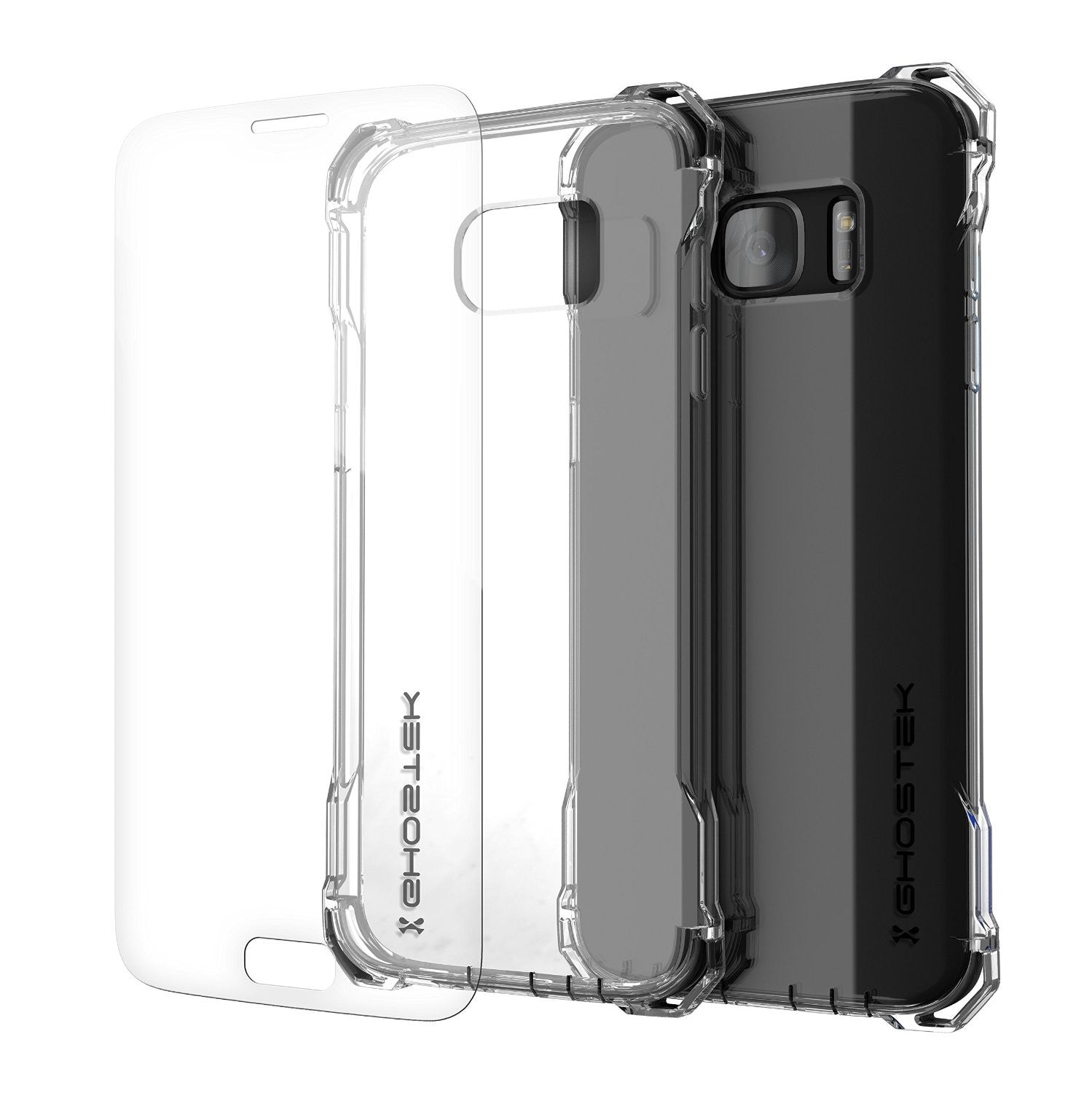 samsung s7 edge phone case and screen protector