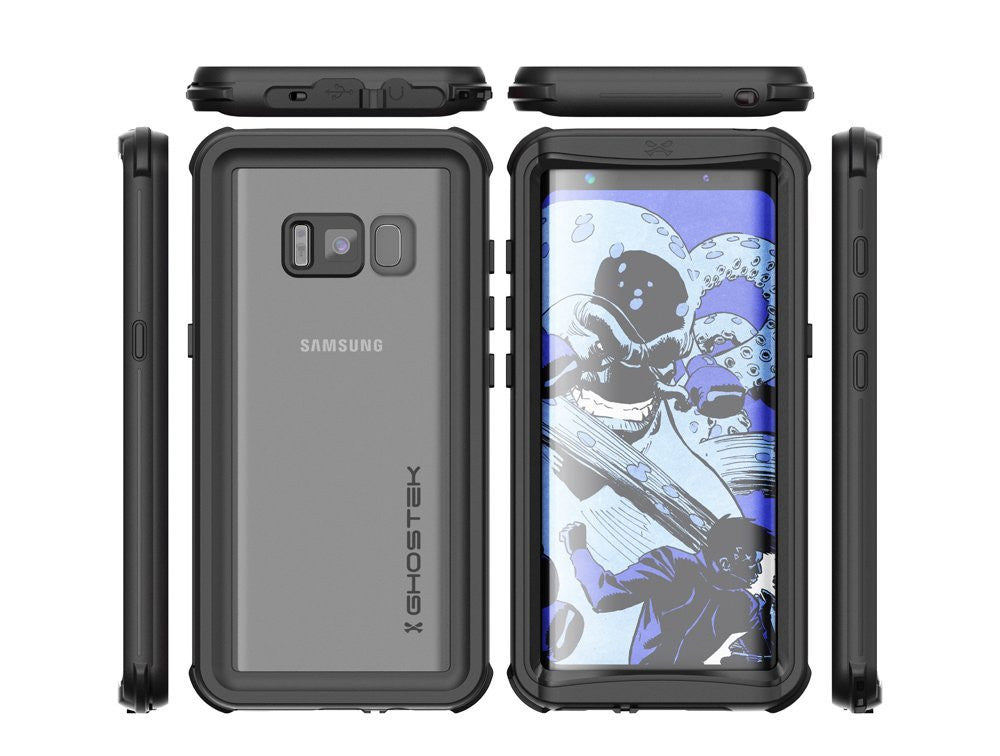 samsung s8 ghostek case
