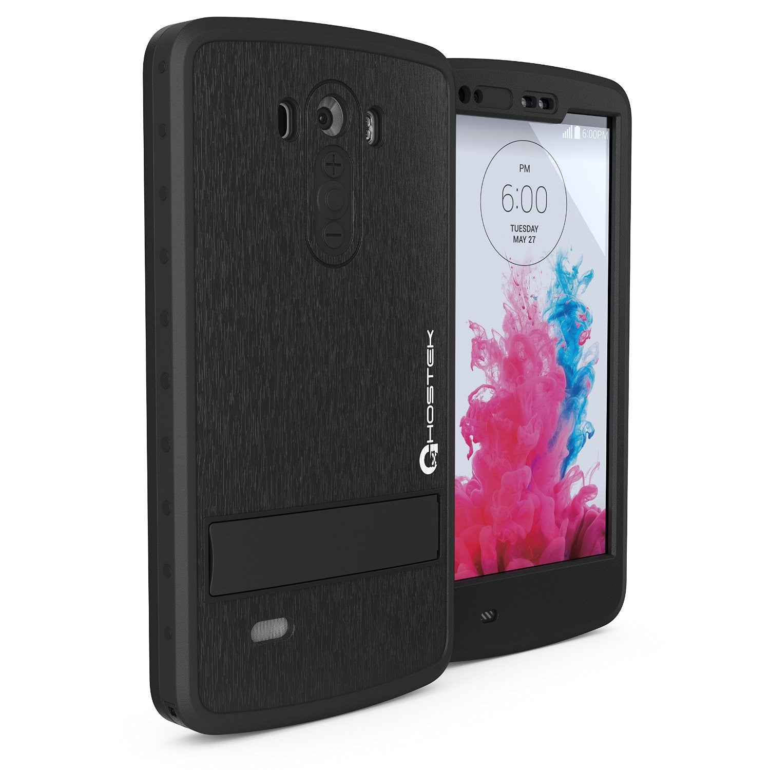 LG G3 Case Ghostek Blitz Bullet Atomic