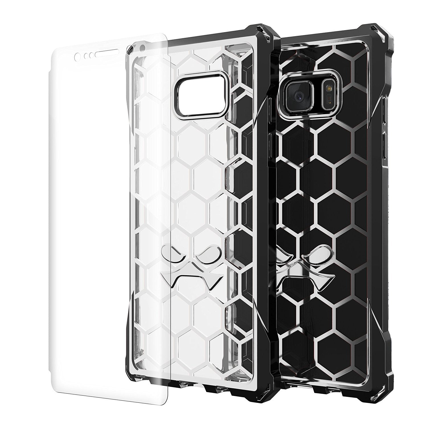 Note 7 Case, Ghostek® Covert Series  w/ Explosion-Proof Screen Protector | Ultra Fit