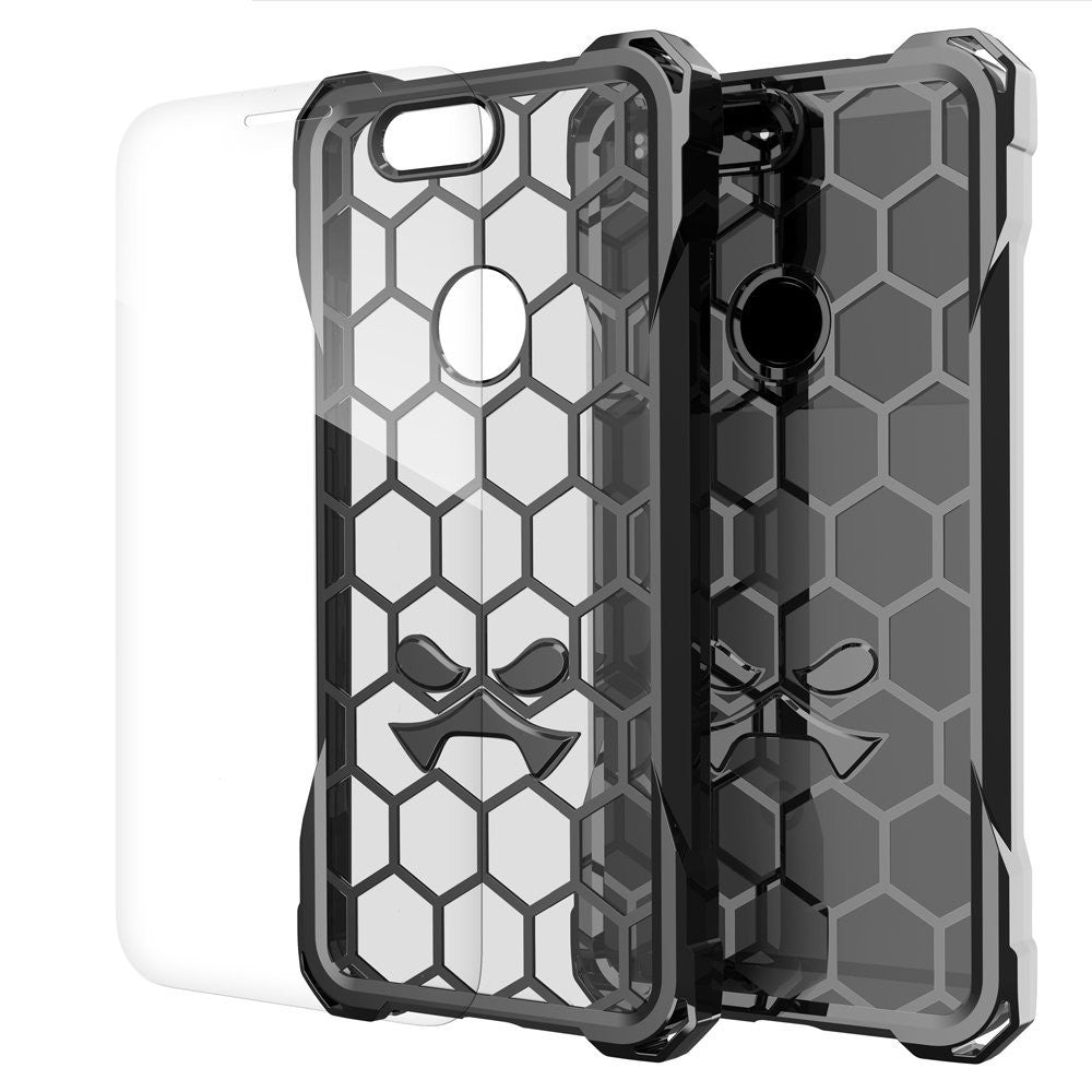 Google Pixel Case, Ghostek® Covert Space Grey, Premium Impact Armor | Lifetime Warranty Exchange