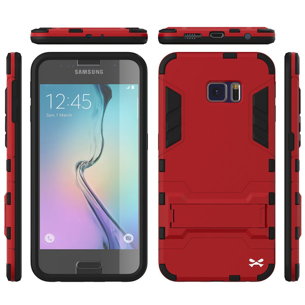 Ghostek Armadillo - Red Samsung Galaxy S6 Case