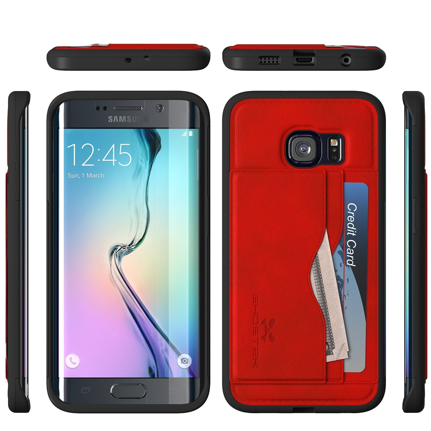 _Wallet_Case_Ghostek_Stash_Samsung_Galaxy_S6_Edge_Wallet_Case_Galaxy