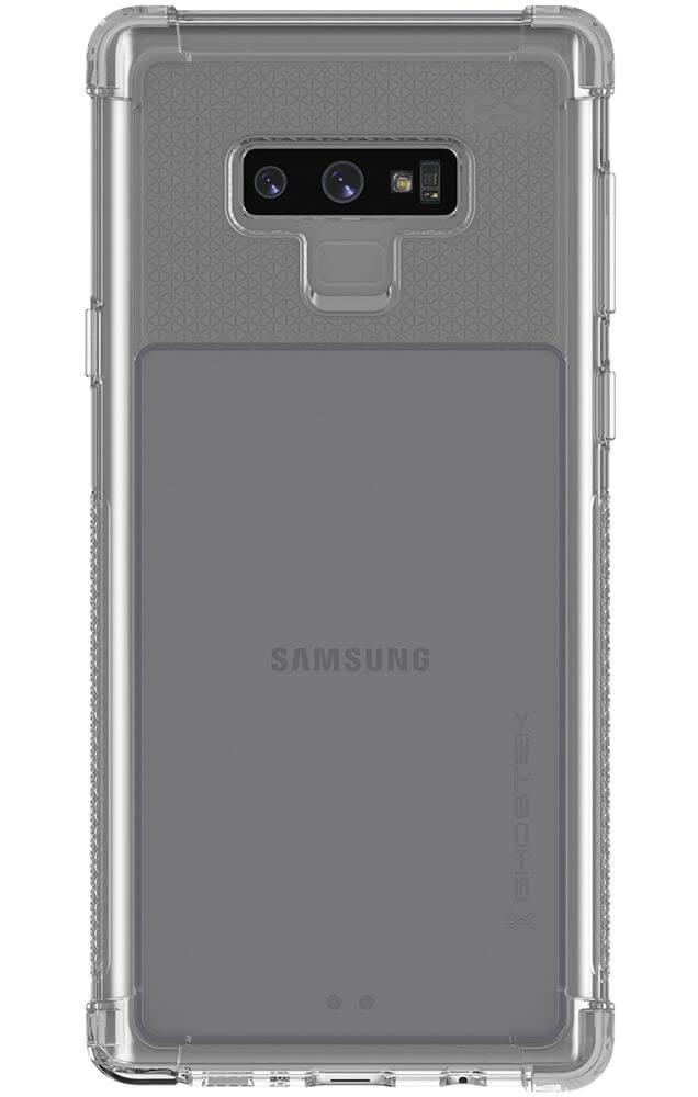 Galaxy Note 9 Case,Ghostek Covert 2 TPU Bumper Frame [Shockproof] | White