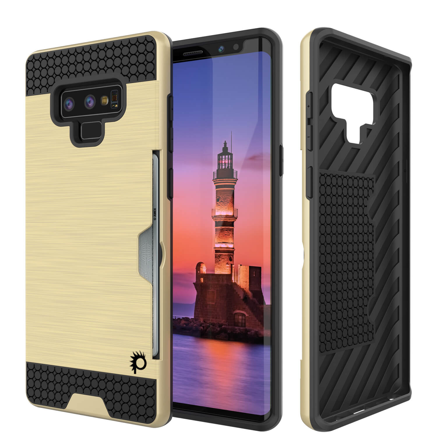 new products 01213 f9339 Galaxy Note 9 Case, PUNKcase [SLOT Series] Slim Fit Samsung Note 9