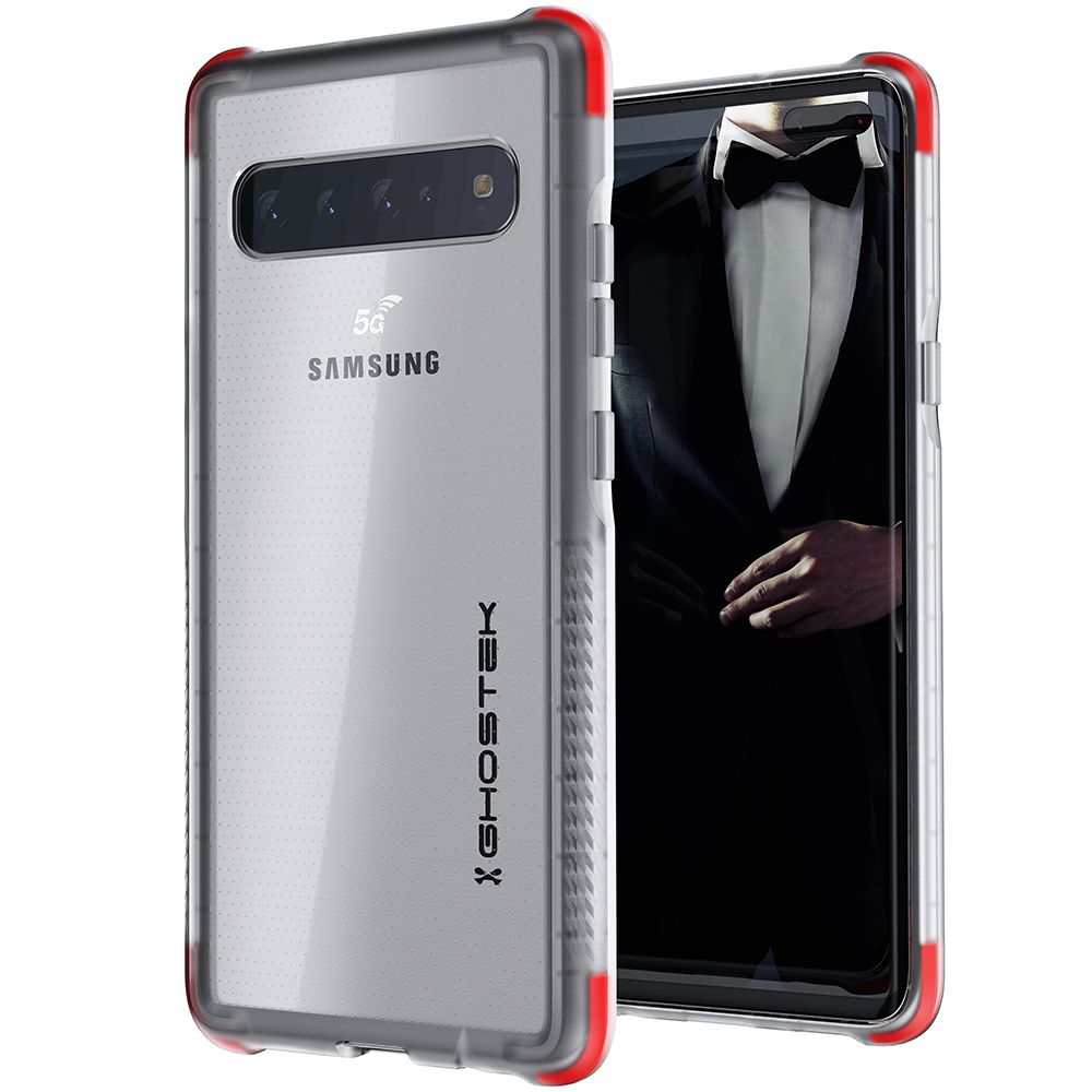 COVERT 3 for Galaxy S10 5G Ultra-Thin Clear Case [Clear]