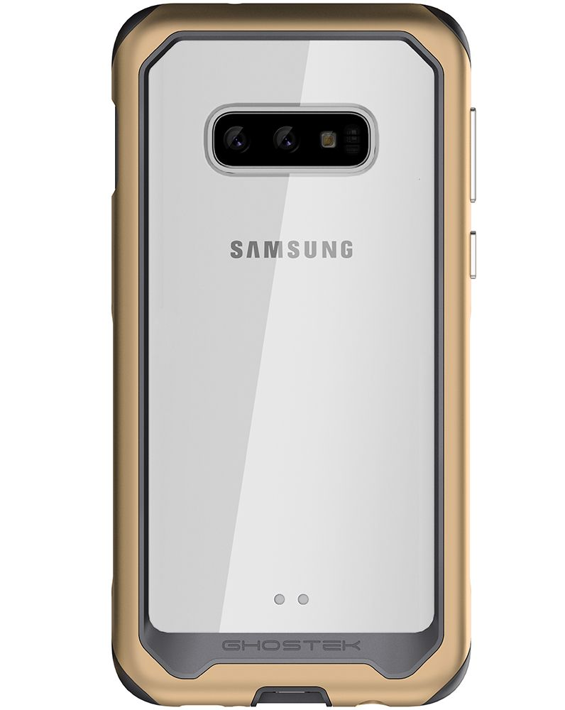 Galaxy S10e Military Grade Aluminum Case | Atomic Slim 2 Series [Gold]