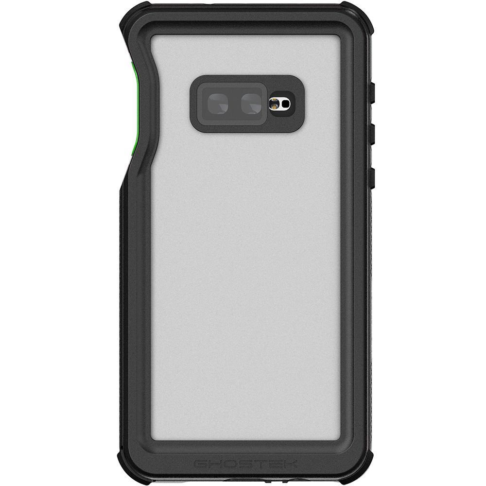 Galaxy S10e Rugged Waterproof Case | Nautical 2 Series [Green]