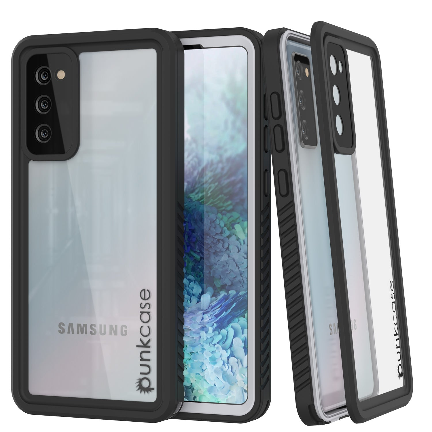 Galaxy S20 FE Water/Shock/Snow/dirt proof [Extreme Series] Punkcase Slim Case [White]
