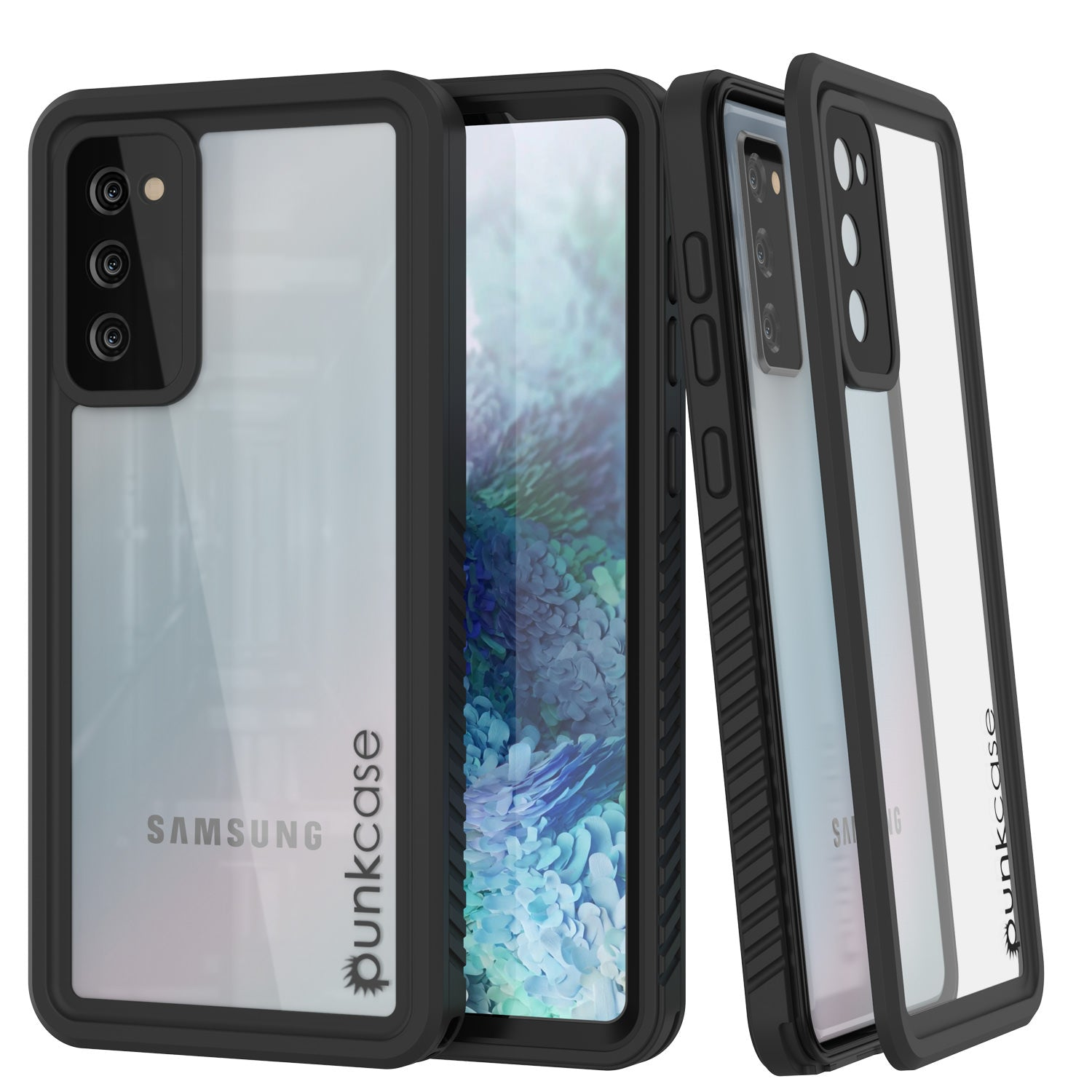 Galaxy S20 FE Water/Shockproof [Extreme Series] With Screen Protector Case [Black]