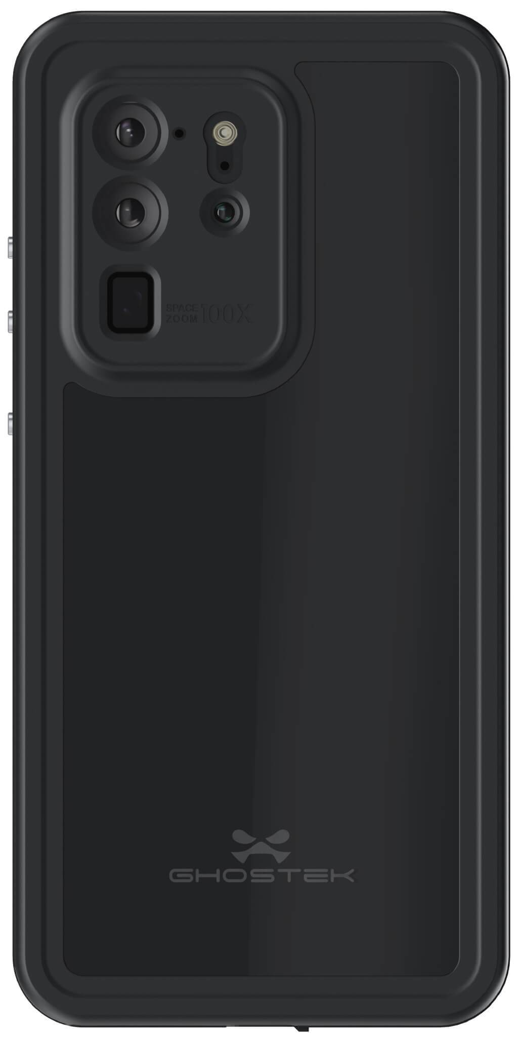 Galaxy S20 Ultra Rugged Waterproof Case | Nautical Series [Black]