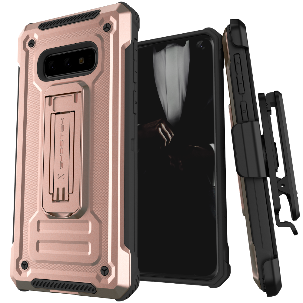 Ghostek IRON ARMOR2 for Galaxy S10e Lite [Rose]
