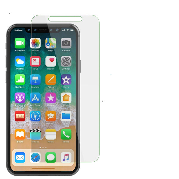 iPhone X Punkcase Glass SHIELD Tempered Glass Screen Protector  9H Glass