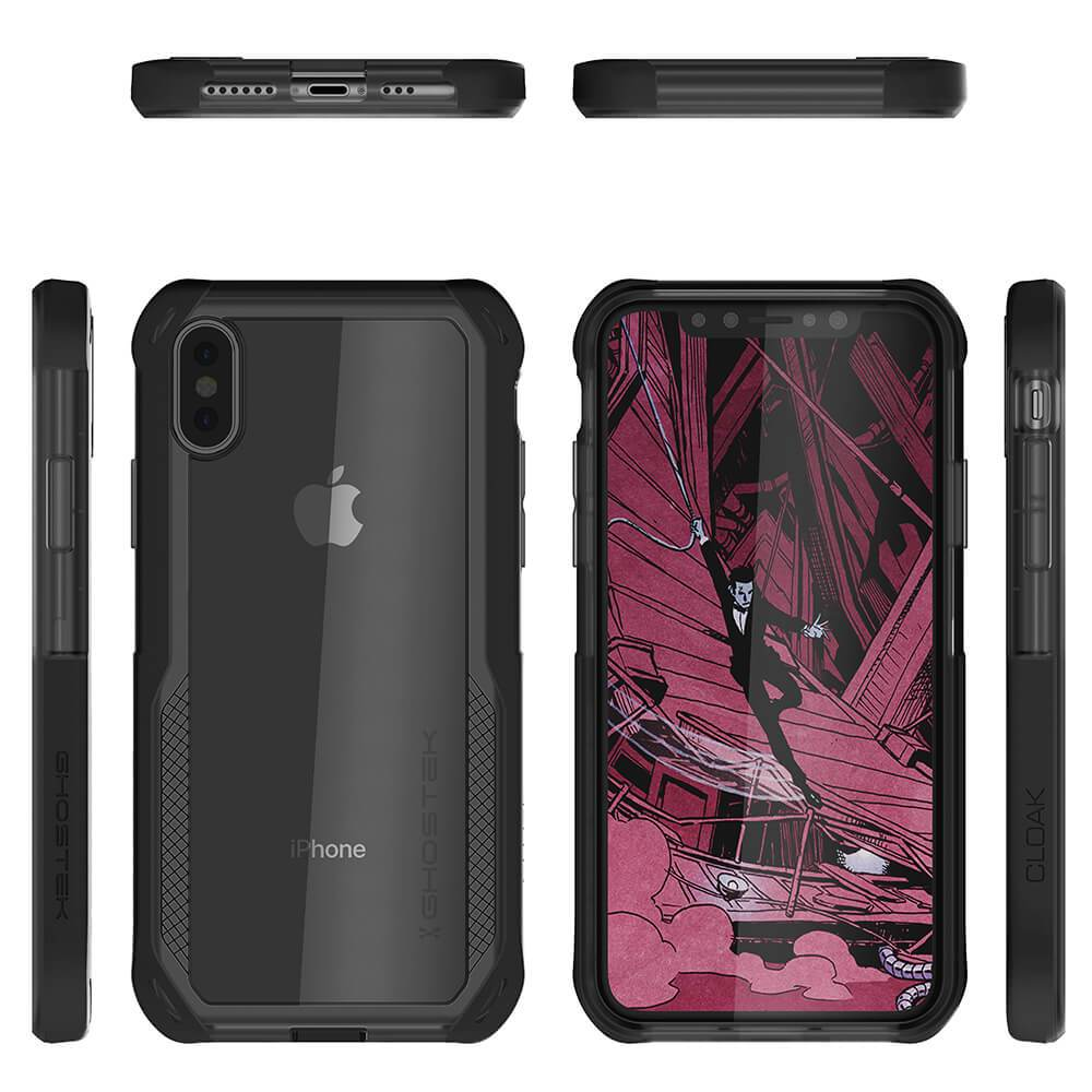 wholesale dealer afe34 00fe7 iPhone Xs Max Case, Ghostek Cloak 4 Series for iPhone Xs Max / iPhone