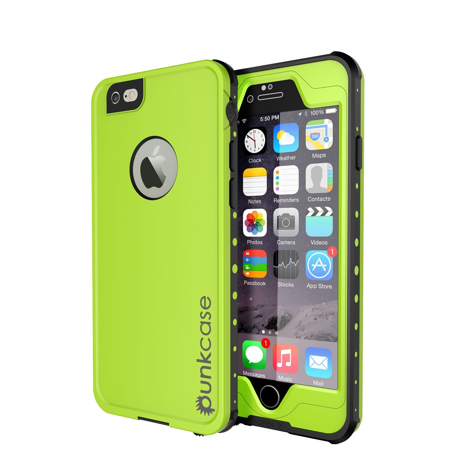 custodia waterproof iphone 6s plus