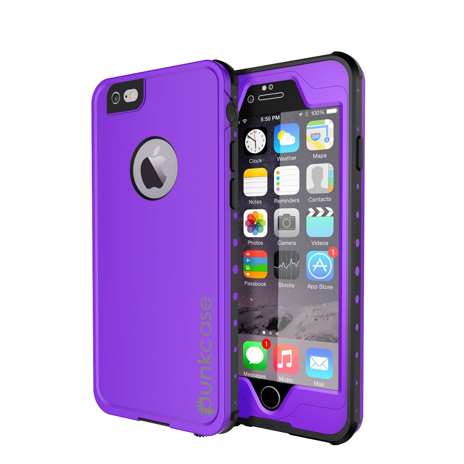 Amazon.com: EYN Products Case for iPhone 6 Plus - Retail Packaging ...
