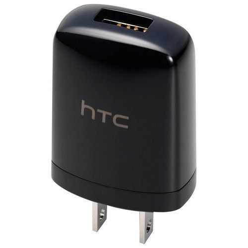 OEM Original HTC Universal USB Cell Phone Wall Travel Power Charger Adapter
